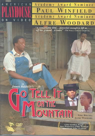 GO TELL IT ON THE MOUNTAIN BY RHAMES,VING (DVD)